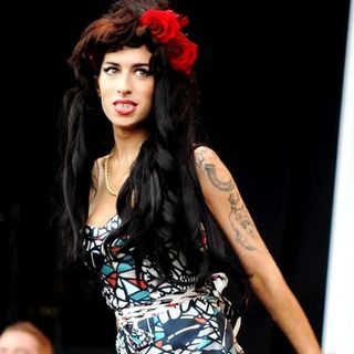 Amy Winehouse - V Festival 2008 - Day 2