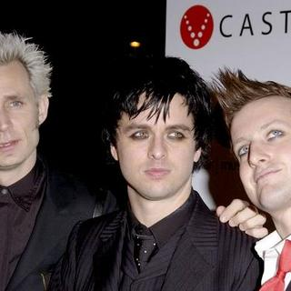 Green Day in Warner Music Group Post-Grammy Party - February 13, 2005