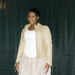 Kelly Price in 17th Annual Soul Train Music Awards - Press Room