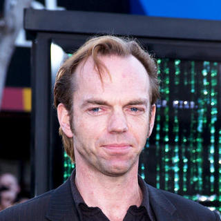 "Hugo Weaving in ""Matrix Reloaded"" Los Angeles Premiere - Arrivals - LRS-024160"