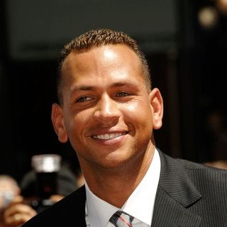 Alex Rodriguez in Major League Baseball All Star Game Red Carpet Parade - July 15, 2008