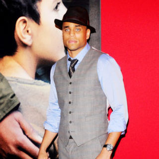 "Michael Ealy in ""Miracle At St. Anna"" New York Premiere - Arrivals"