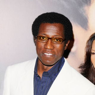 "Wesley Snipes in ""Miracle At St. Anna"" New York Premiere - Arrivals"