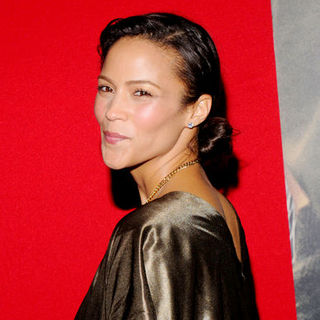 "Paula Patton in ""Miracle At St. Anna"" New York Premiere - Arrivals"