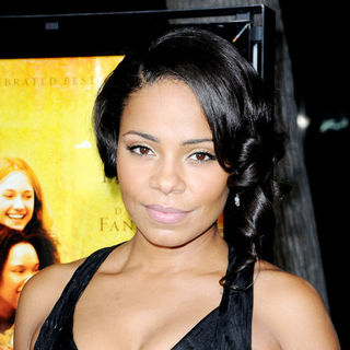"Sanaa Lathan in ""The Secret Life of Bees"" Los Angeles Premiere - Arrivals"