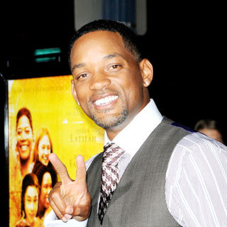 "Will Smith in ""The Secret Life of Bees"" Los Angeles Premiere - Arrivals"