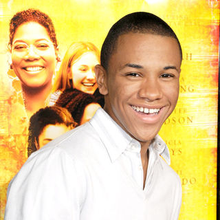 "Tequan Richardson in ""The Secret Life of Bees"" Los Angeles Premiere - Arrivals"