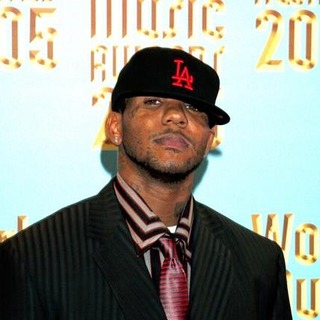 The Game in 2005 World Music Awards - Arrivals