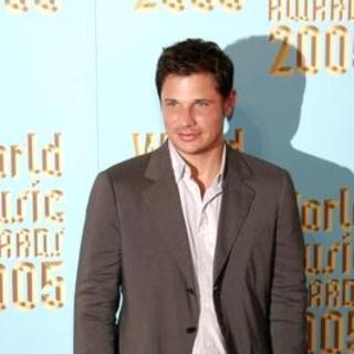 Nick Lachey in 2005 World Music Awards - Arrivals