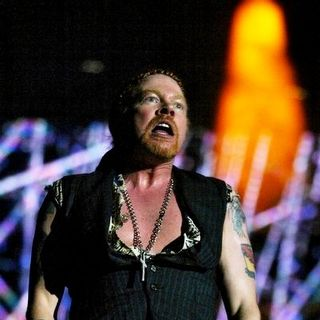 Axl Rose, Guns N' Roses in 2006 Rock in Rio Lisboa Music Festival