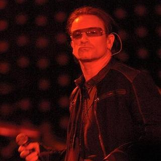 U2 in U2 Vertigo 2005 Concert Tour in San Diego