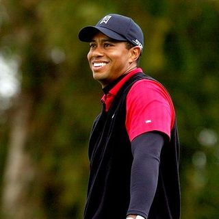 Tiger Woods in 2008 Buick Invitational