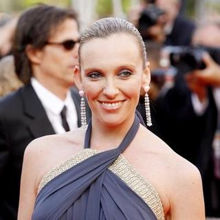 Toni Collette in 2007 Cannes Film Festival - Le Scaphandre et le Papillon (The Diving Bell and the Butterfly)