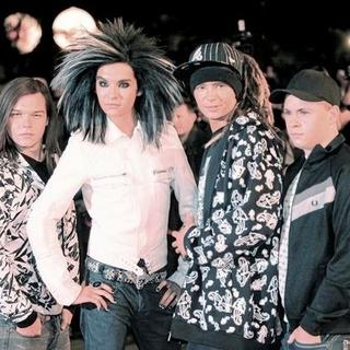 Tokio Hotel in 2008 NRJ Music Awards - Arrivals