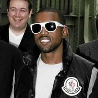 Kanye West - Paris Fashion Week Fall-Winter 2008-2009 - Chanel - Arrivals