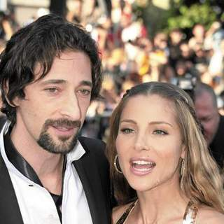 "Adrien Brody, Elsa Pataky in 2008 Cannes Film Festival - ""Indiana Jones and the Kingdom of the Crystal Skull"" Premiere - Arrival"