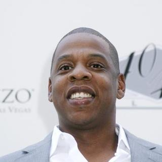 Jay-Z in Jay-Z and The Palazzo Hotel Announce The Opening Of 40-40 Club In Las Vegas