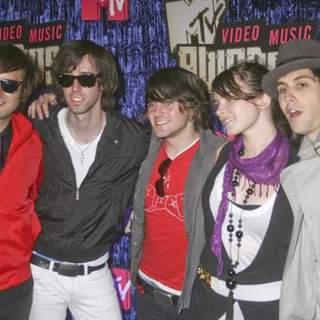Cobra Starship in 2007 MTV Video Music Awards - Red Carpet