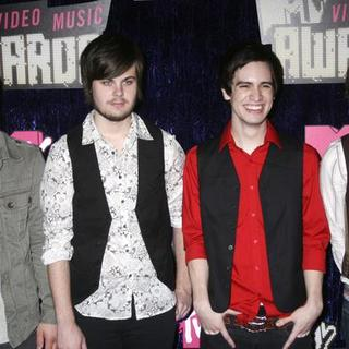 Panic At the Disco in 2007 MTV Video Music Awards - Red Carpet