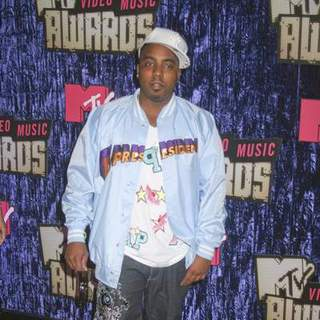 MIMS in 2007 MTV Video Music Awards - Red Carpet - PRN-007176