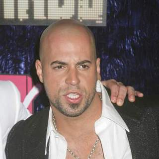 Chris Daughtry in 2007 MTV Video Music Awards - Red Carpet