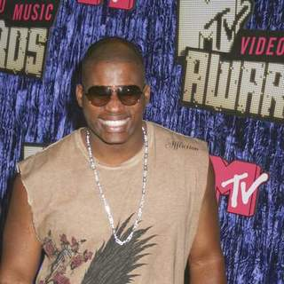 David Banner in 2007 MTV Video Music Awards - Red Carpet