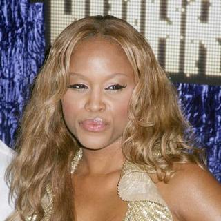 Eve in 2007 MTV Video Music Awards - Red Carpet - PRN-007497