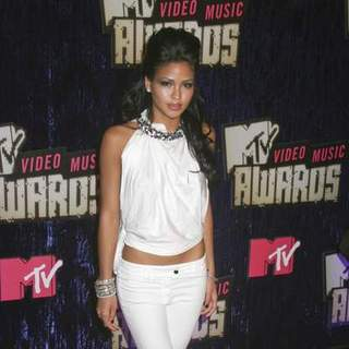 Cassie in 2007 MTV Video Music Awards - Red Carpet