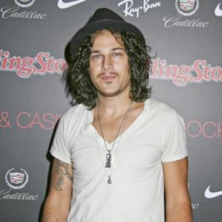 Ryan Cabrera in Rolling Stone 40th Anniversary Poker Tournament - September 8, 2007 - PRN-007818