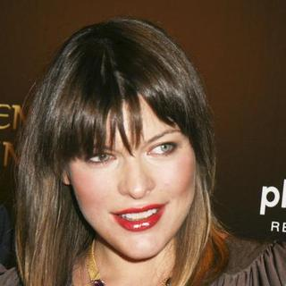 Milla Jovovich in Resident Evil: Extinction - World Movie Premiere in Las Vegas