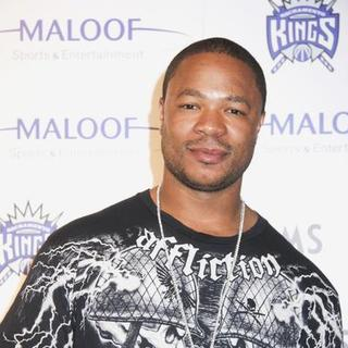 Xzibit in Gavin Maloof's Housewarming Party - October 25, 2007