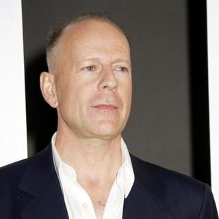 Bruce Willis in Planet Hollywood Resort and Casino Grand Opening - Day 2