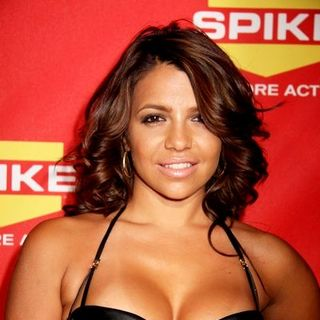 Vida Guerra in Spike TV 2007 Video Game Awards - Arrivals