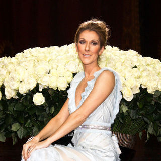 "Celine Dion in Celine Dion's Final Show ""A New Day"" After 5 Years at The Colosseum at Caesars Palace in Las Vegas"