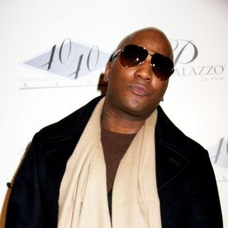 Young Jeezy in 40/40 Club Grand Opening - Arrivals