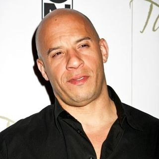 "Vin Diesel in ""One Race Global Film Foundation"" Hosted by Vin Diesel at The Bank Nightclub in Las Vegas"