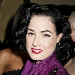 Dita Von Teese in Dita von Teese to Guest Judge First American Auditions at MGM Grand's Crazy Horse Paris in Las Vega