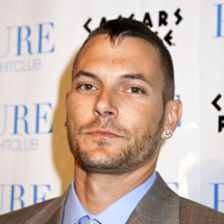 Kevin Federline in Kevin Federline Celebrates His 30th Birthday at Pure Nightclub in Las Vegas on March 21, 2008