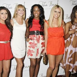 Danity Kane in Danity Kane Album Release Party at The Bank Nightclub in Las Vegas