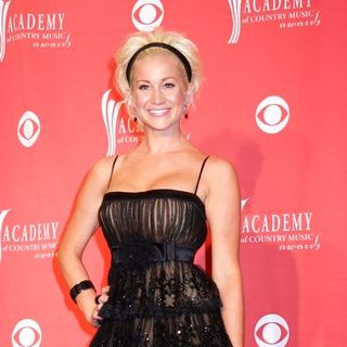 Kellie Pickler in 43rd Academy Of Country Music Awards - Press Room