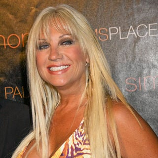 Linda Hogan in Palms Place Hotel and Spa Grand Opening - Arrivals
