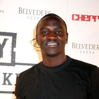 Akon in Nelly's All Star Studded Weekend - Press Conference