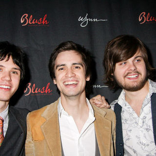 Panic At the Disco in Panic at the Disco Celebrate Their Birthday at Blush Boutique Nighclub in Las Vegas