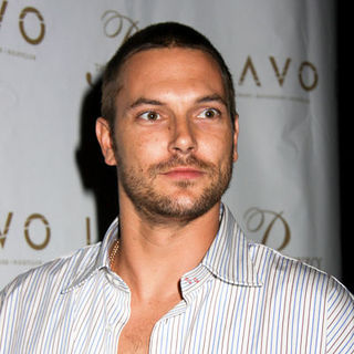 Kevin Federline in Lavo Restaurant and Nightclub Grand Opening - Arrivals