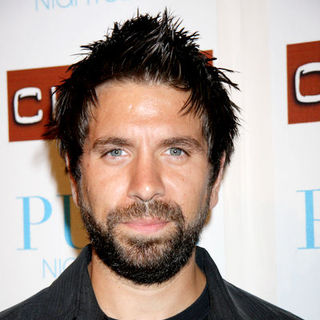 "Joshua Gomez in NBC's ""Chuck"" Season 2 Launch Party - Arrivals"