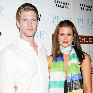 "Ryan McPartlin, Sarah Lancaster in NBC's ""Chuck"" Season 2 Launch Party - Arrivals"
