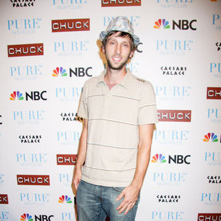 "Joel Moore in NBC's ""Chuck"" Season 2 Launch Party - Arrivals"