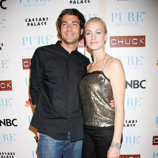 "Zachary Levi, Yvonne Strahovski in NBC's ""Chuck"" Season 2 Launch Party - Arrivals"