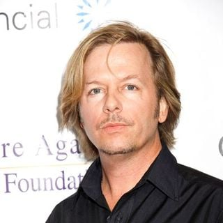 "David Spade in 13th Annual Andre Agassi Charitable Foundation ""Grand Slam For Children"" - Arrivals"