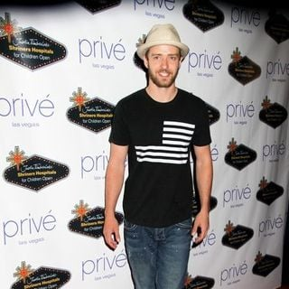 Justin Timberlake - Justin Timberlake and Friends Benefit Concert - Official After Party - Arrivals